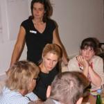 Kommunale medarbejdere forbereder sig til borgermøde i Lyngby-Taarbæk